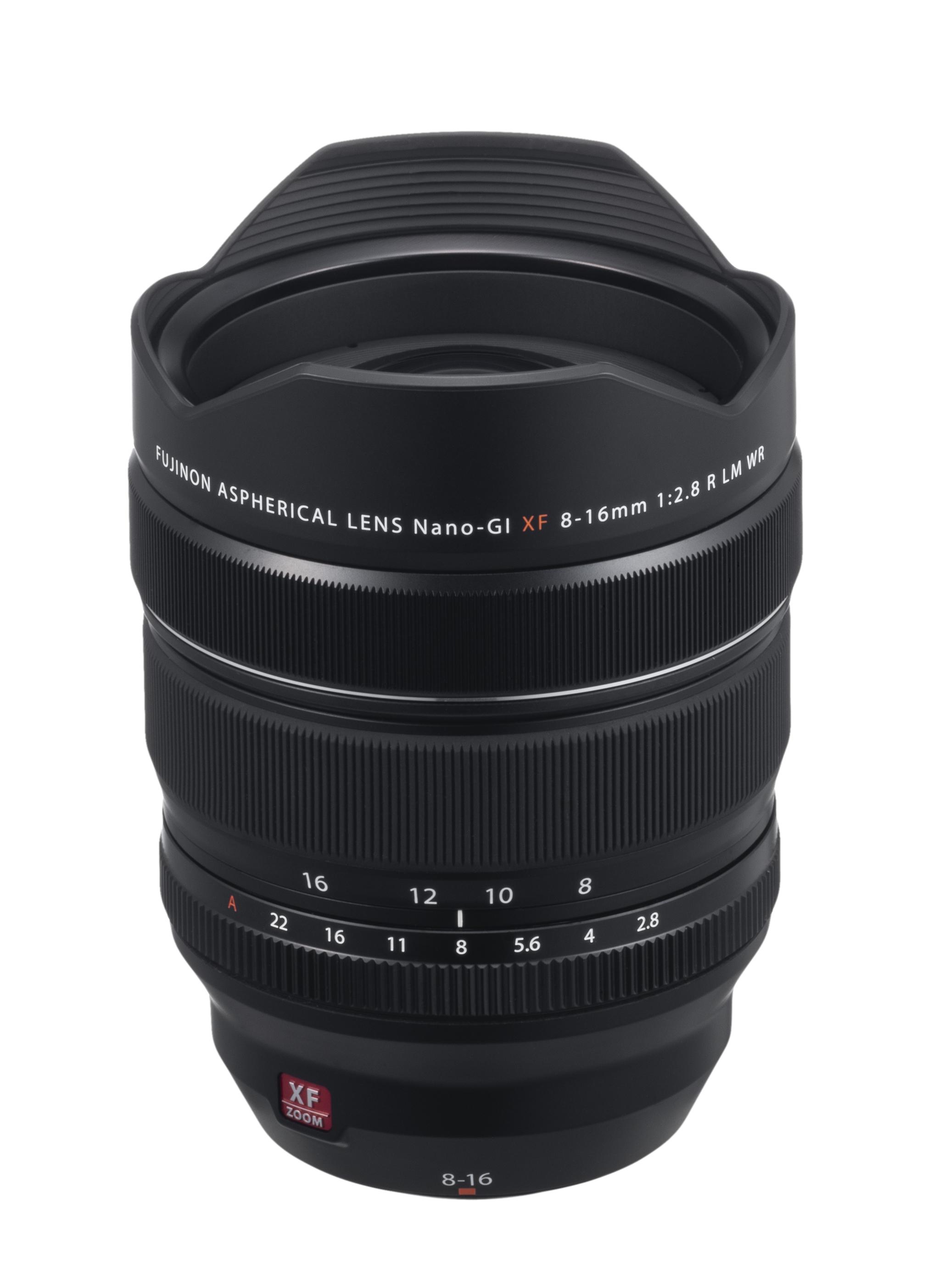 FUJINON XF 8-16mm f/2,8 +CASHBACK 6400 Kč + dárkový set v hodnotě 6 800,- Kč