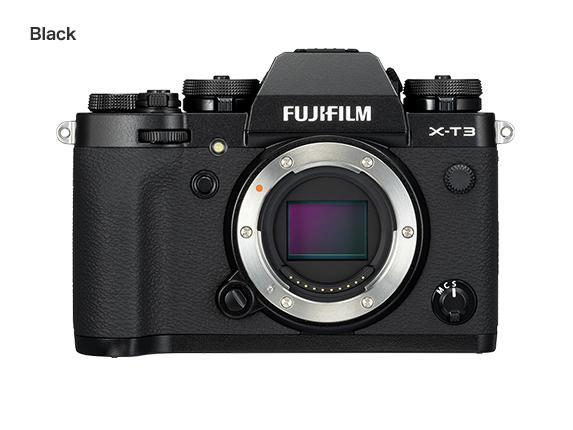 FUJIFILM X-T3 + dárkový set v hodnotě 4 000,- Kč Barva: černá
