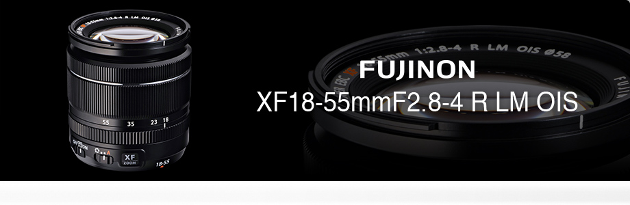 FUJINON XF 18-55mm/f2,8-4 R LM OIS OPEN BOX