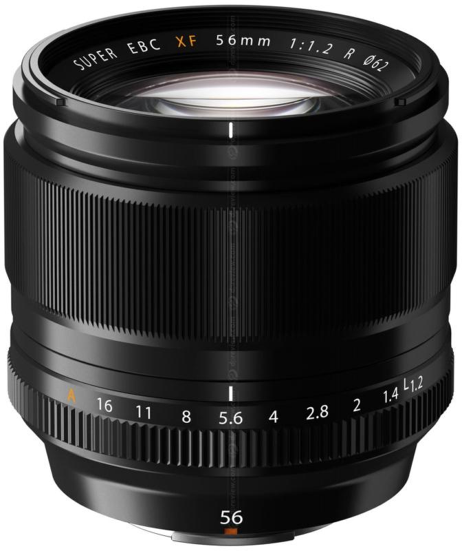 fujinon XF 56mm f/1.2 APD