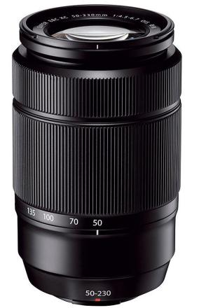 FUJINON XC 50-230 black + dárkový set v hodnotě 2 000,- Kč