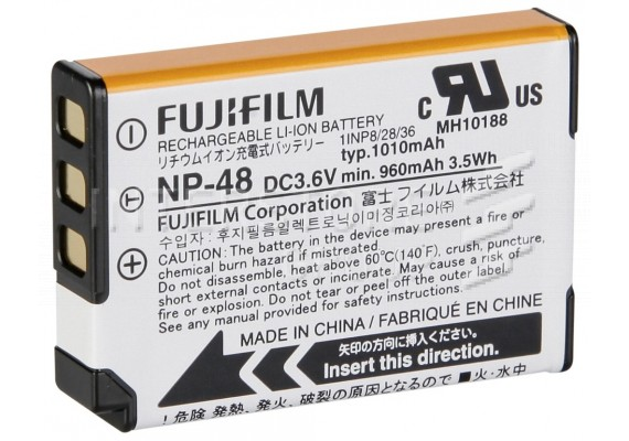 NP-48 Lithium-Ion Rechargeable Battery