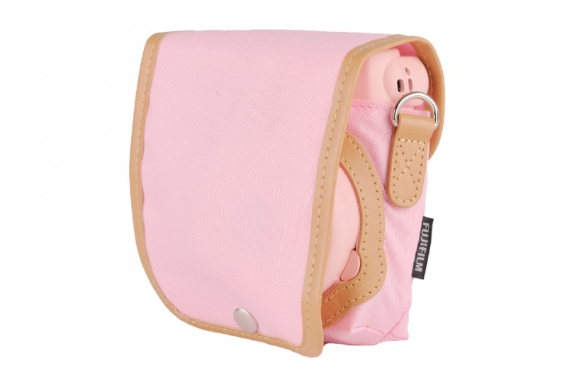 Instax Mini 8 Case (různé barvy) Barva: růžová