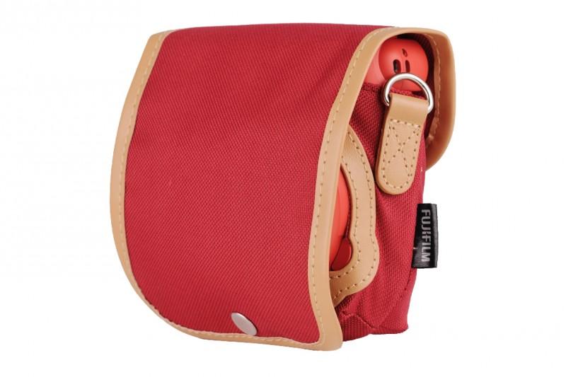 Instax Mini 8 Case (různé barvy) Barva: červená