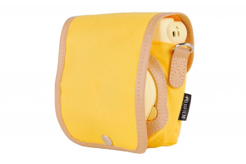 Instax Mini 8 Case (různé barvy) Barva: žlutá