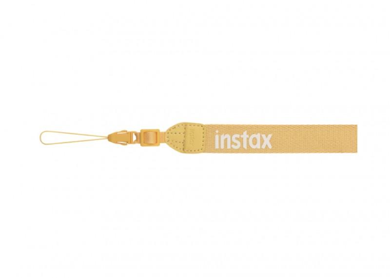 Instax neck strap (různé barvy) Barva: žlutá