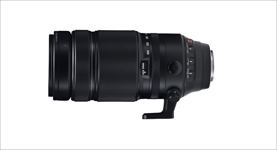 FUJINON XF100-400mm f4,5-5,6R LM OIS WR + dárkový set za 3000,-Kč