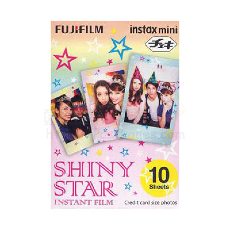Instax mini film Shiny star WW 1