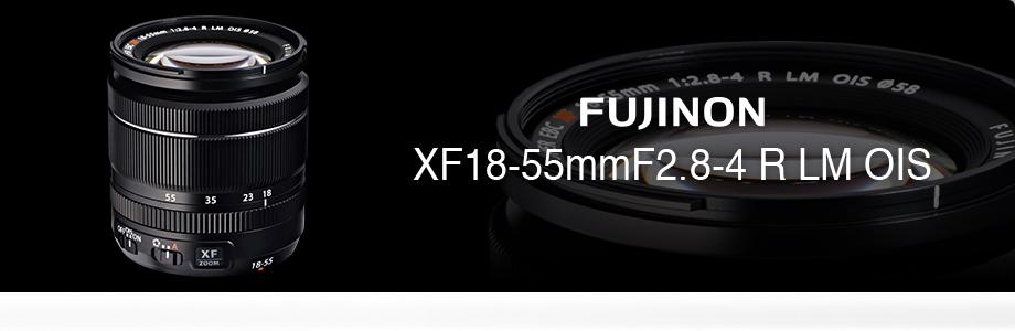 FUJINON XF18-55