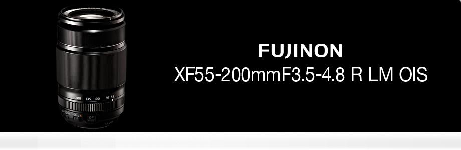 FUJINON XF55-200mm/f3,5-4,8 + dárkový set za 3000,-Kč