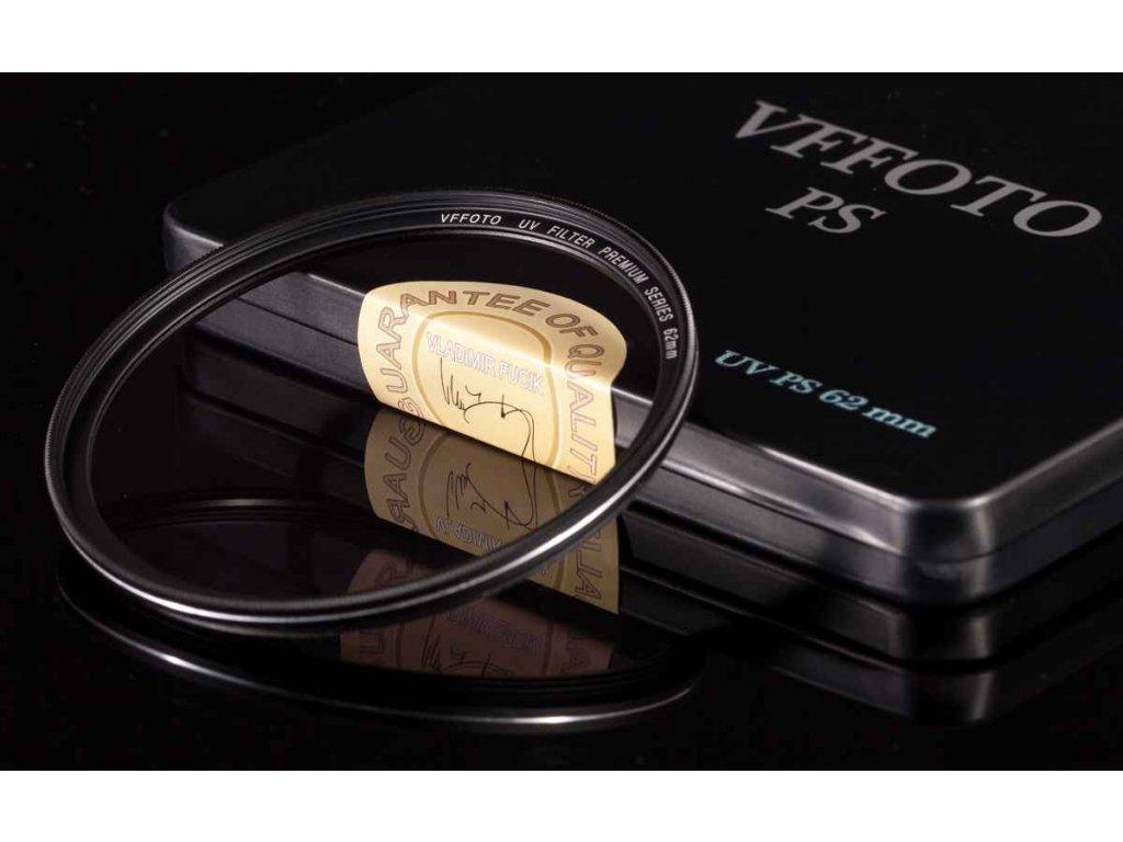 5865 O uv filtr vffoto ps 62 mm 1k