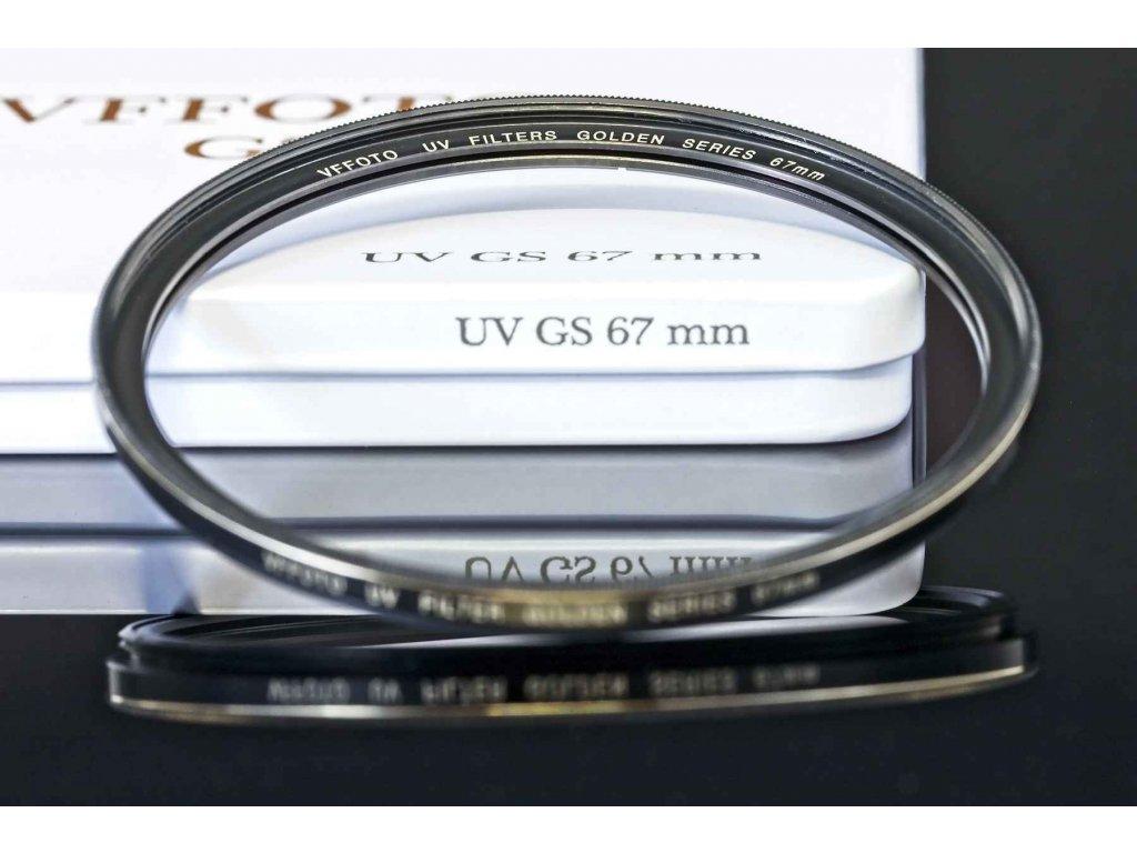 5886 O uv filtr vffoto gs 67 mm 1k