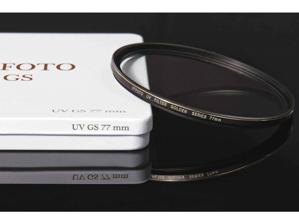 6555 O uv filtr vffoto gs 77 mm k