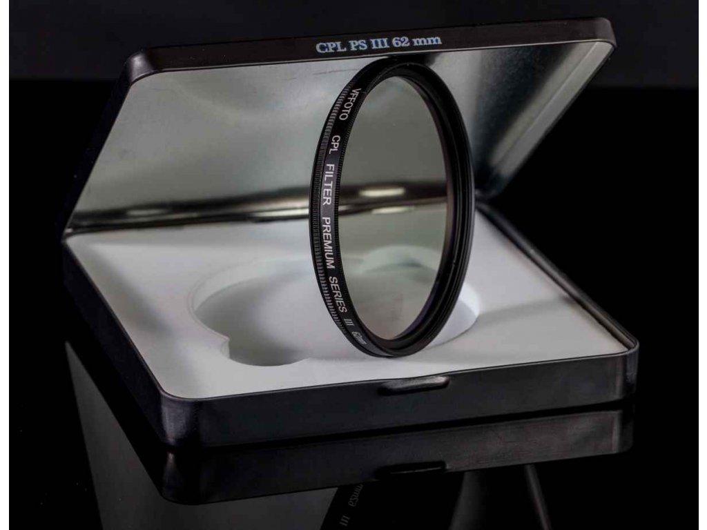 5900 O polarizacni filtr vffoto ps iii 62 mm 1k