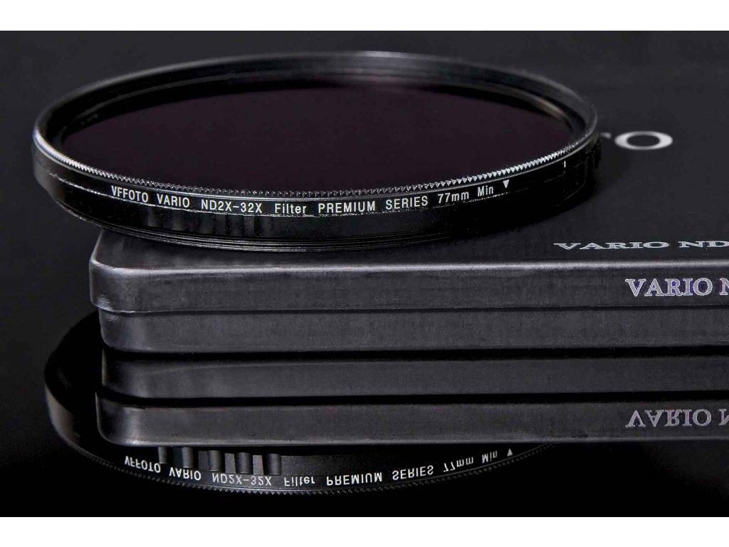 6561 O variabilni nd filtr 2 32x vffoto ps 77 mm k