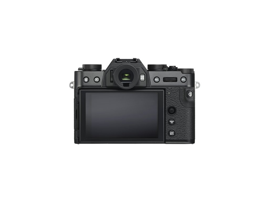 Fujifilm X-T20 + Fujinon XC 16-50 mm F3.5-5.6 II, čierny (CASHBACK 100 EUR)