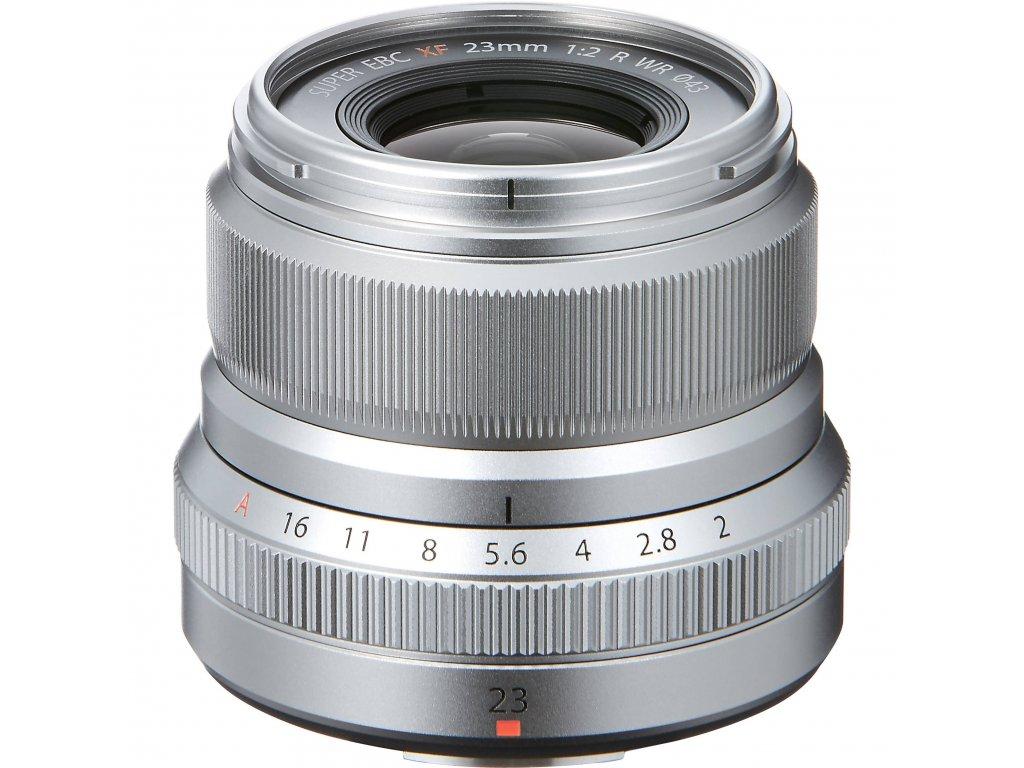 fujinon 23mm f 2 r silver 1