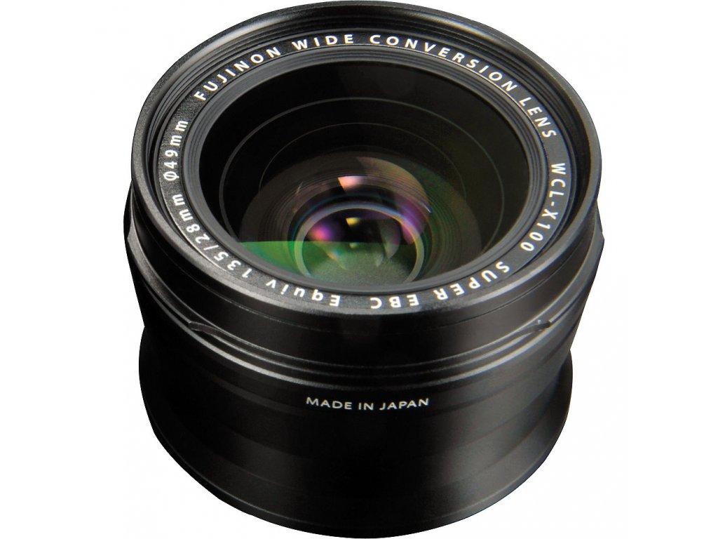 Fujifilm 16260327 WCL X100 Wide Angle Conversion Lens 861782