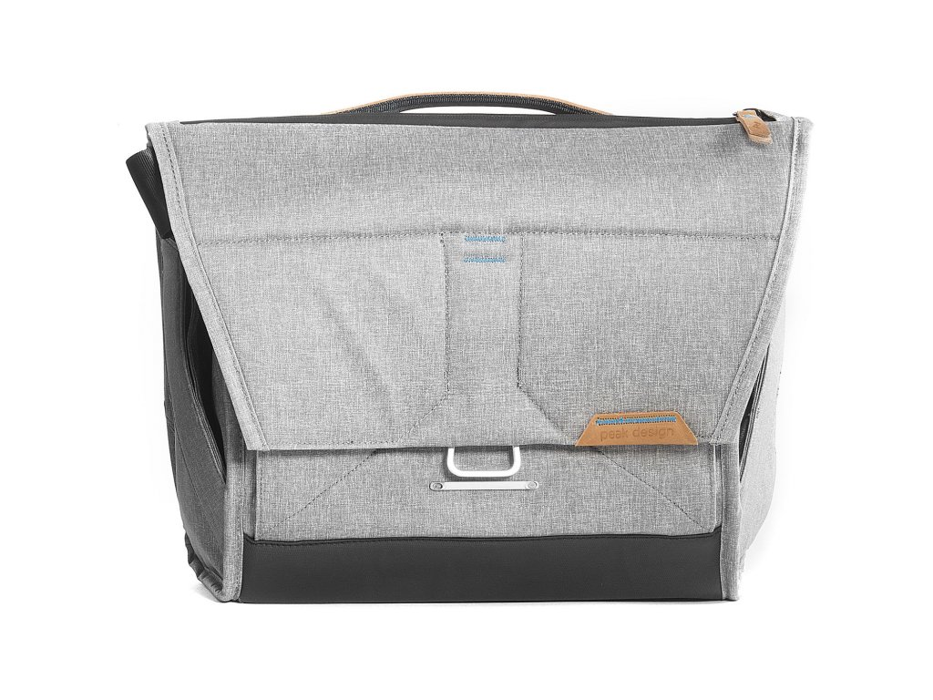 "Peak Design Everyday Messenger 13"" - Ash"