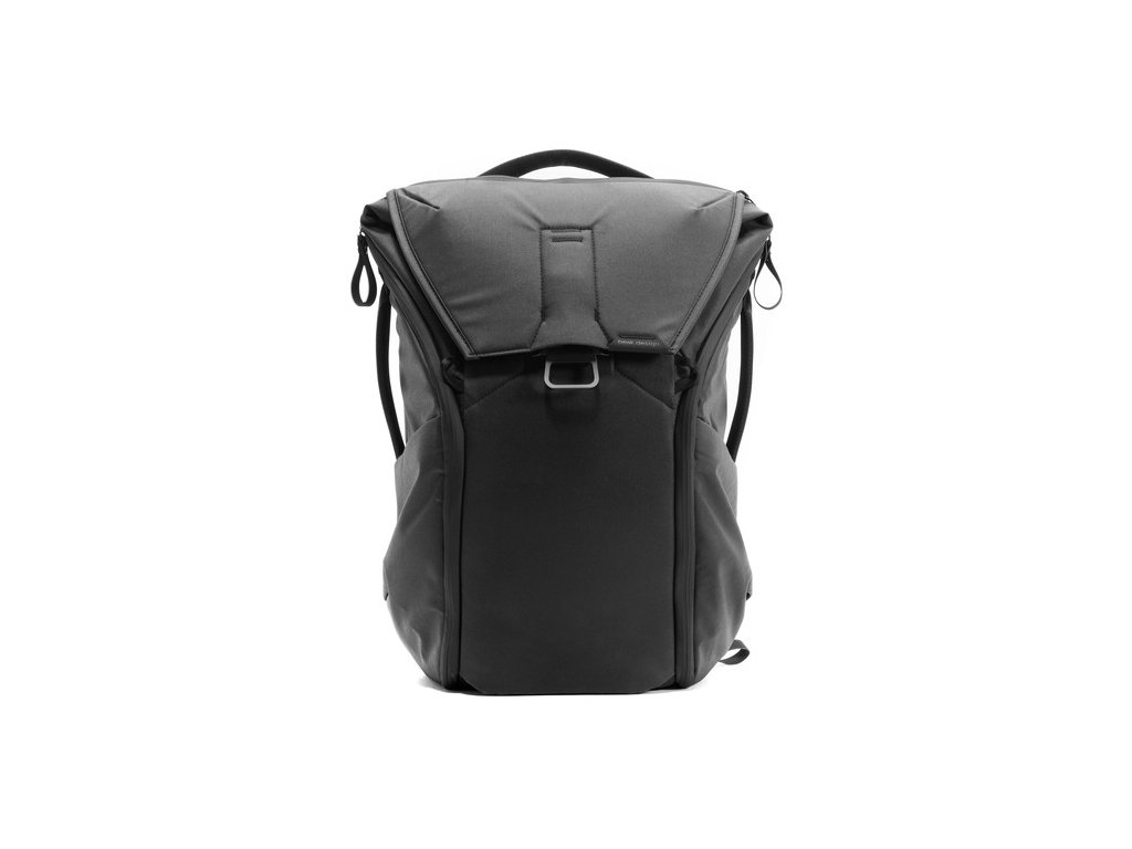 everyday backpack black 20l fujista 1