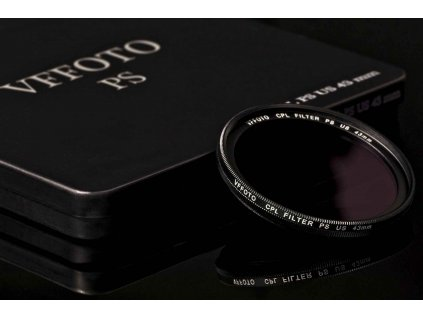 6553 O polarizacni filtr vffoto ps us 43 mm