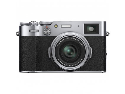 fujifilm x100v digital camera silver 1542675