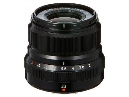Fujinon XF 23 mm F2.0 R WR, čierny (CASHBACK 50 EUR)