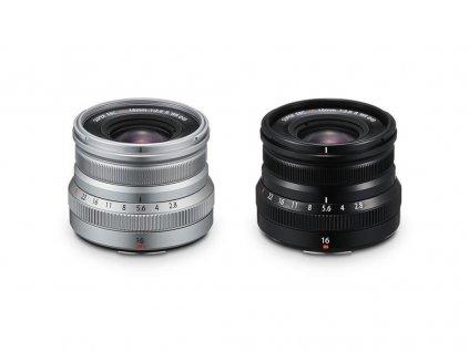 Fujinon XC 16-50 mm F3.5-5.6 OIS čierny