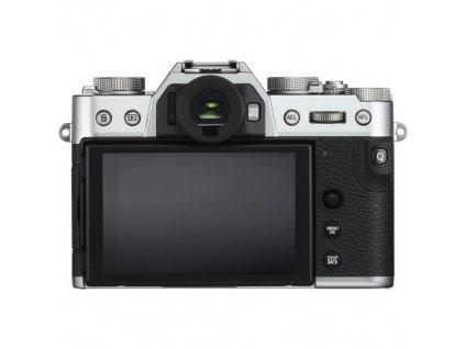 Fujifilm X-T20 + Fujinon XC 16-50 mm F3.5-5.6 II, strieborný (CASHBACK 100 EUR)