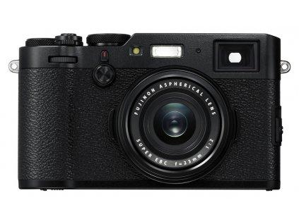 Fujifilm X100F, čierny