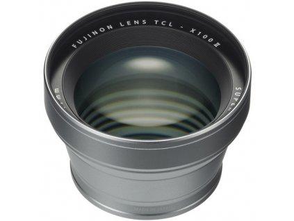 Fujifilm TCL-X100 II telepredsádka, strieborná