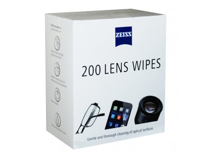 zeiss cleaning products cleaning wipes 200 fujista carl zeiss