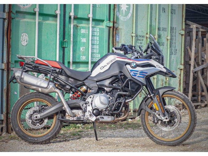 Gmole Outback Motortek - BMW F850 GS / F750 GS (Kolor czarny)