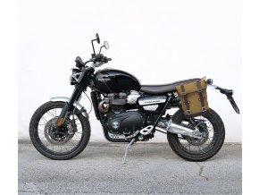 borsa laterale canvas telaio sx triumph scrambler 1200 xc xe 3