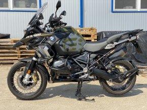 Gmole Outback Motortek - BMW R1250 GS Adventure (Kolor biały, Konfiguracja Gmole podstawowe, Osłona silnika Bez osłony silnika)