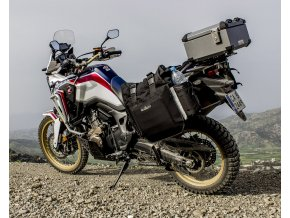 Sakwy boczne + stelaż BUMOT Extremada - Honda Africa Twin CRF1000L / Adventure Sports (wersja CRF1000L Adventure Sports)