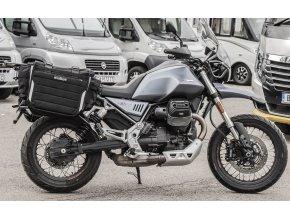Sakwy boczne Bumot Extremada Moto Guzzi V85 (6)