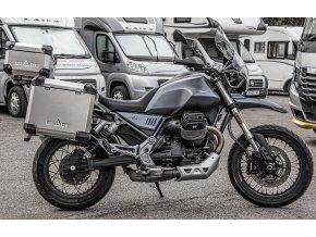 Moto Guzzi V85 Bumot panniers system (3)