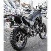 Tool box BUMOT - Yamaha Tenere 700 (Kolor srebrzysty)