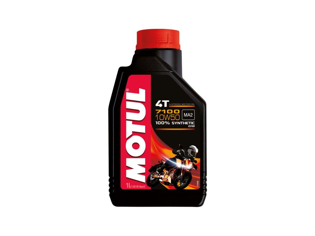 3D Bidon Motul 1L 7100 10W50