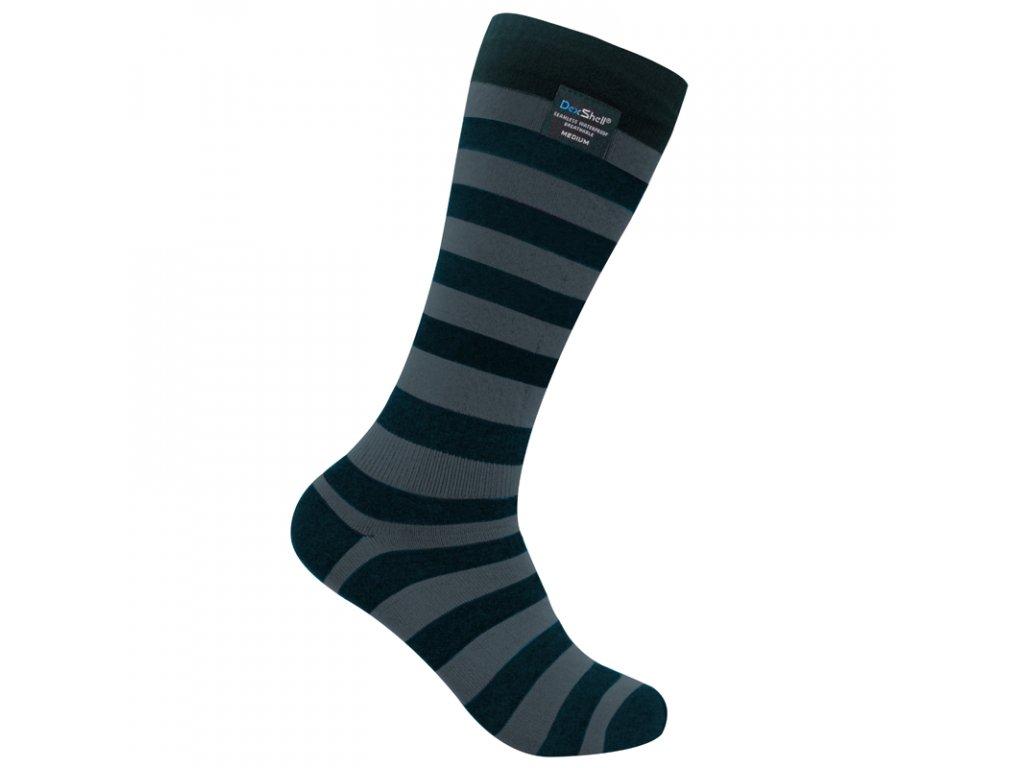 Nepremokavé ponožky Dexshell Longlite Bamboo (Veľkosť L (42-44))