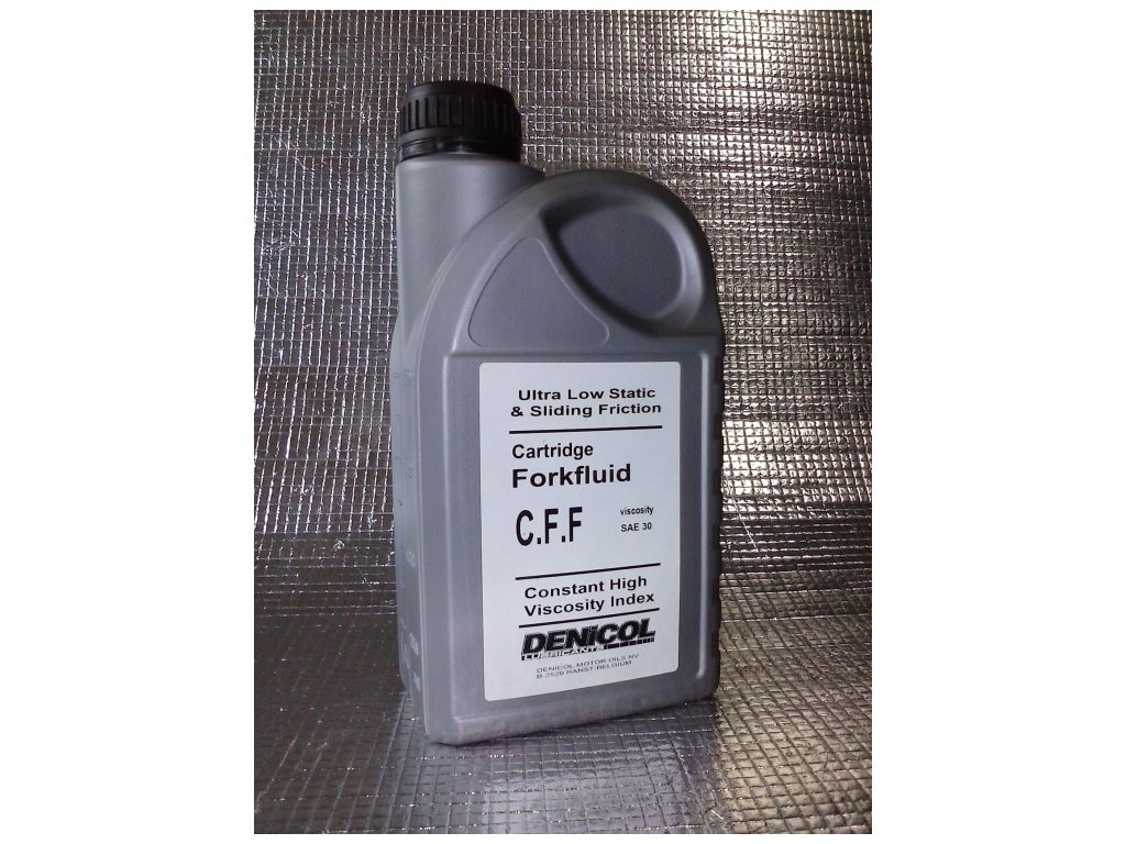 tlumicovy olej denicol cartridge forkfluid sae 30 1l 11664