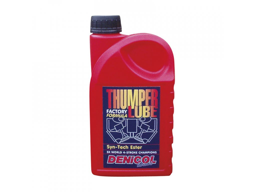 Denicol 10W60 Thumper Lube 4 Takt Motoroel D120 1420 b 0