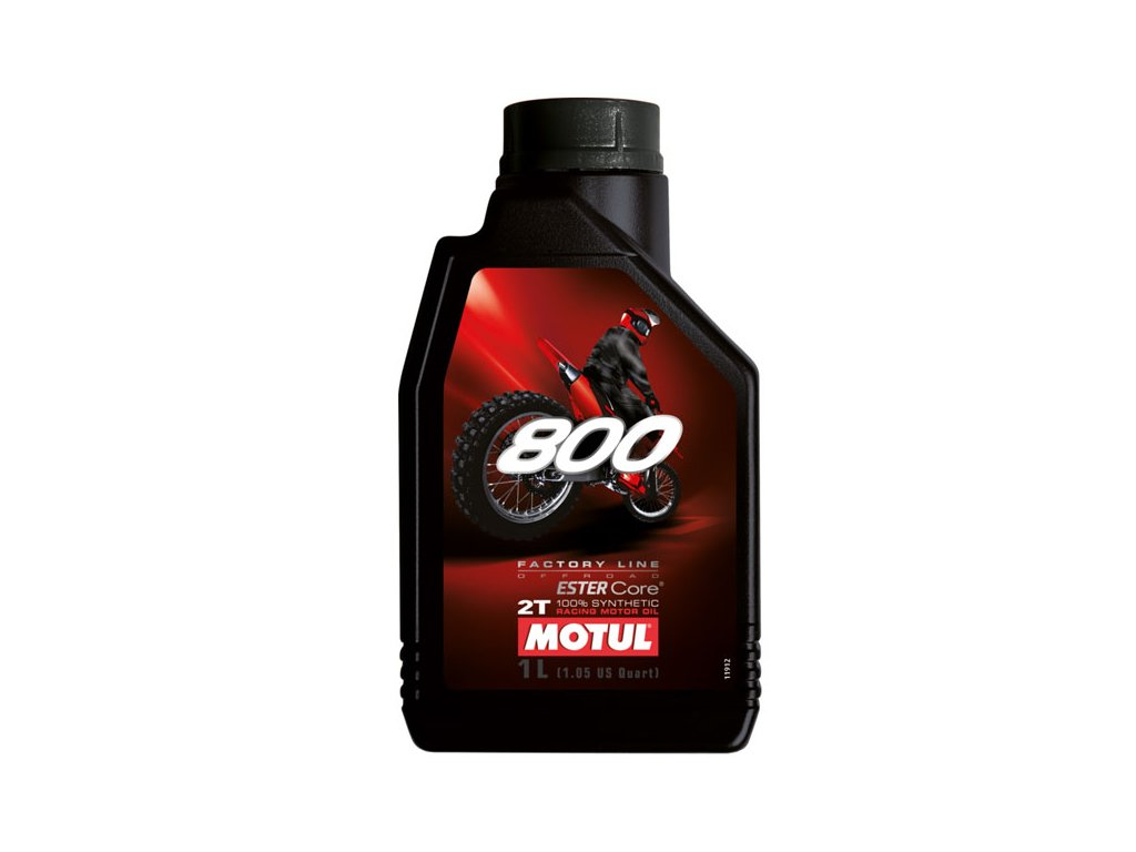 motul oil 2 stroke 800 factory line off road 1 litre