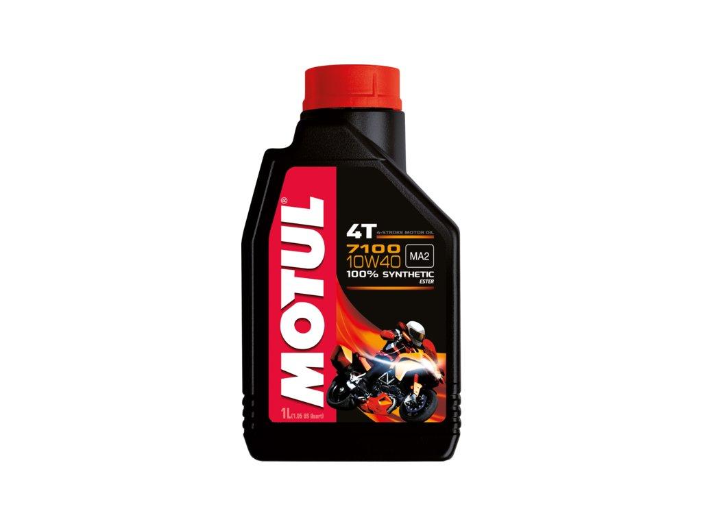 3D Bidon Motul 1L 7100 10W40