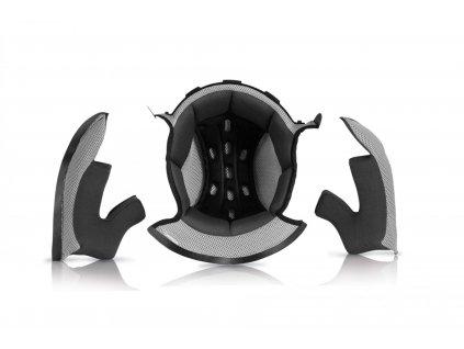 Náhradné polstrovanie prilby ACERBIS Profile 2.0