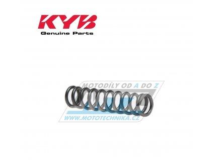 Pružina kompresní (vnitřní cartridge) KYB Free Piston Spring (priemer 26mm / dĺžka 105mm - 22N)