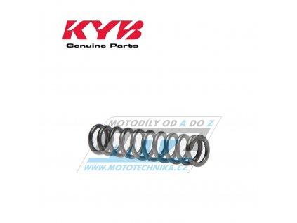 Pružina kompresní (vnitřní cartridge) KYB Free Piston Spring (priemer 26,5 / dĺžka 105mm - 28N)