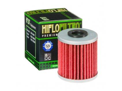 HF207 Oil Filter 2015 02 26 scr