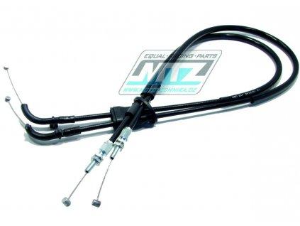 Lanko plynu Husaberg FE450+FE570 / 09-12 + FE390 / 10-12 + FX450 / 10-11